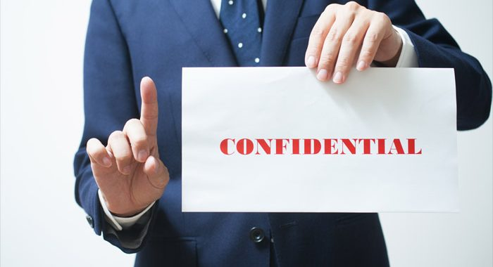 """How to Conduct a """"Confidential Search"""""""